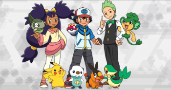 Pokemon Black and White Anime